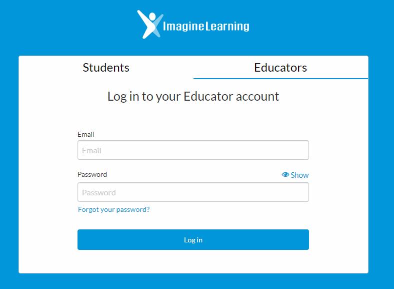 Educator Login